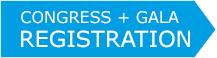 Registration congress + gala